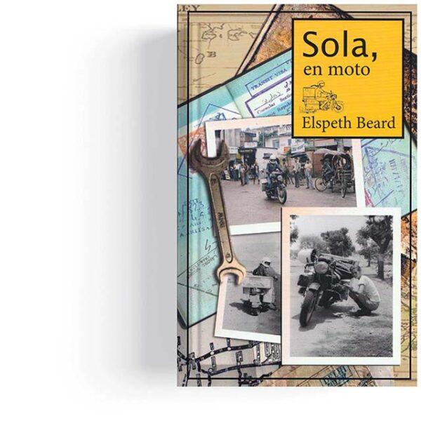 Sola en Moto Libro