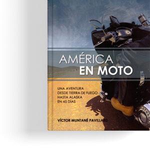 Libro America en Moto